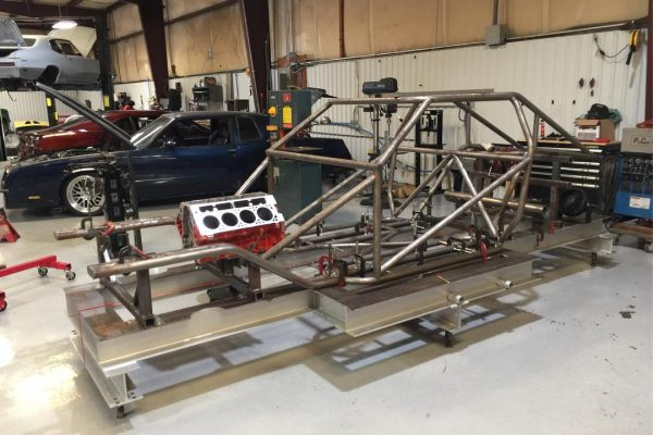 Race Car Builds – Fast Lane Performance